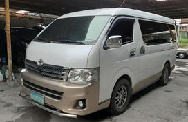 2nd Hand Toyota Hiace 2014 at 58000 km for sale