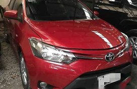 Selling Red Toyota Vios 2014 at 33000 km in General Salipada K. Pendatun