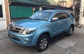 2nd Hand Toyota Fortuner 2008 Automatic Diesel for sale in Quezon City