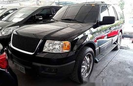 Selling Black Ford Expedition 2003 in General Salipada K. Pendatun