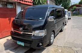Sell 2nd Hand 2014 Toyota Hiace at 10000 km in Caloocan