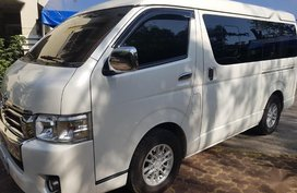 Selling 2nd Hand Toyota Hiace 2016 at 16000 km in Malabon