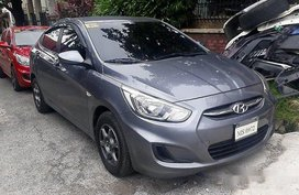 Sell Grey 2017 Hyundai Accent for sale