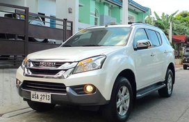 2015 Isuzu MU-X for sale