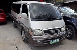 Selling Silver Toyota Hiace 2004 at 273282 km for sale