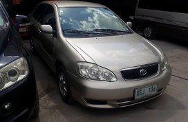Selling Toyota Corolla Altis 2002 Manual Gasoline for sale