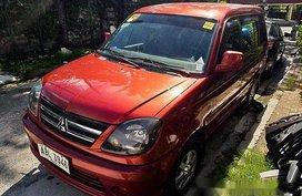 Selling Red Mitsubishi Adventure 2015 in General Salipada K. Pendatun