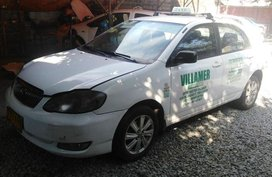 Selling Toyota Altis 2007 Manual Gasoline in Teresa