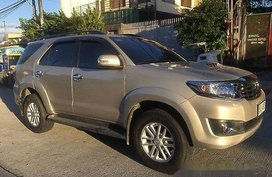 Selling Toyota Fortuner 2014 at 36000 km for sale