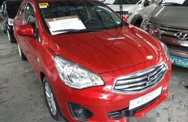 Selling Red Mitsubishi Mirage G4 2018 for sale in Quezon City