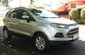 Selling 2nd Hand Ford Ecosport 2014 at 58000 km in Quezon City