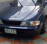 Selling Blue Nissan Sentra 1995 for sale in Manual