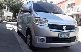 Selling Suzuki Apv Automatic Gasoline in Quezon City