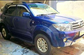 2nd Hand Toyota Fortuner 2009 Automatic Diesel for sale in San Juan