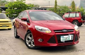 Ford Focus 2014 Hatchback Automatic Gasoline for sale in Manila