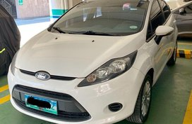 2nd Hand Ford Fiesta 2013 at 45000 km for sale
