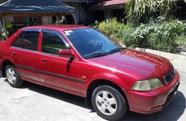 Selling 2nd Hand Honda City 1999 in Quezon City