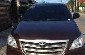 Toyota Innova 2016 Manual Diesel for sale in Carmona