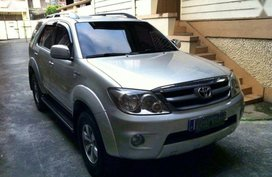 Selling 2nd Hand Toyota Fortuner 2006 in Bocaue