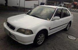 Selling 2nd Hand Honda City 1998 Manual Gasoline at 40000 km in San Juan