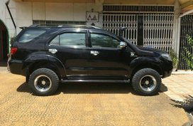 Toyota Fortuner 2006 Automatic Diesel for sale in Baguio