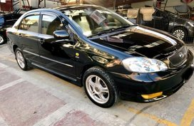 Selling 2nd Hand Toyota Altis 2003 in Quezon City