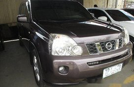 Brown Nissan X-Trail 2011 Automatic Gasoline for sale in Cebu City