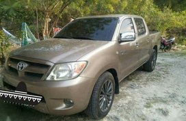2nd Hand Toyota Hilux 2006 for sale in Mandaue