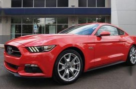 Ford Mustang 2015 Manual Gasoline for sale in Quezon City