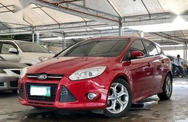 Sell 2nd Hand 2014 Ford Focus Hatchback at 51000 km in Makati