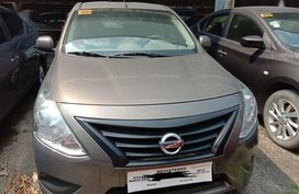 2nd Hand Nissan Almera 2017 Manual Gasoline for sale in Quezon City
