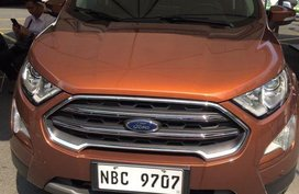 Ford Ecosport 2019 Automatic Gasoline for sale in Quezon City