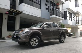 Used Mitsubishi Strada 2015 for sale in Balangkayan