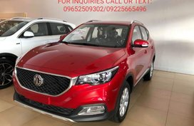 Selling Brand New Mg Zs 2019 in Quezon City