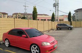 Selling 2nd Hand Honda Civic 2003 Automatic Gasoline at 90000 km in Pasig