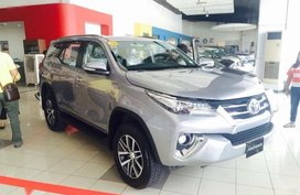 Selling Toyota Fortuner 2019 Automatic Diesel in Manila