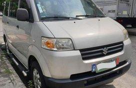 Suzuki Apv 2012 Manual Gasoline for sale in Quezon City