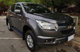 2nd Hand Chevrolet Trailblazer 2014 at 51000 km for sale