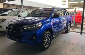 Selling 2019 Toyota Hilux for sale in Manila