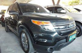 Selling Black Ford Explorer 2013 at 56000 km for sale