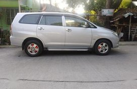 Sell 2nd Hand 2008 Toyota Innova at 80000 km in Imus