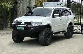 Mitsubishi Montero Sport 2009 Automatic Diesel for sale in Manila