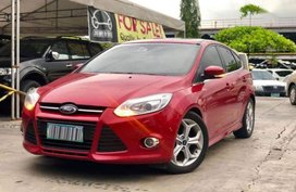 2nd Hand Ford Focus 2014 Hatchback at Automatic Gasoline for sale in Makati