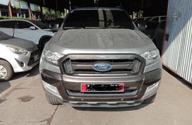 Selling Ford Ranger 2017 at 56000 km in Quezon City