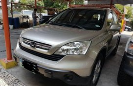 2nd Hand Honda Cr-V 2007 Automatic Gasoline for sale in Santa Rosa