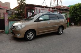 2nd Hand Toyota Innova 2013 for sale in Laoag