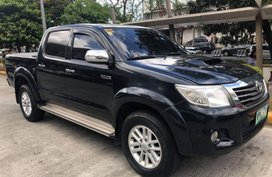 Selling 2nd Hand Toyota Hilux 2013 in San Mateo