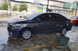 2nd Hand Toyota Vios 2015 for sale in Quezon City