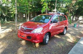 Selling Toyota Innova 2011 Manual Diesel in San Pablo
