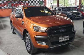 Ford Ranger 2017 Automatic Diesel for sale in Quezon City
